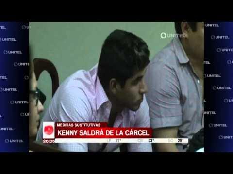 SANTA CRUZ: KENNY TEODOVICH SALDRÁ DE LA CÁRCEL