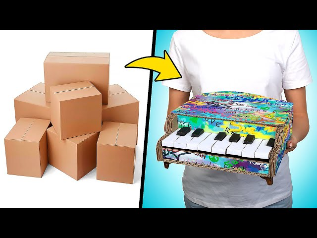 How to Build Amazing Toy Piano р