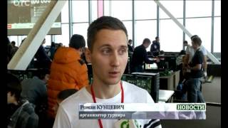 В Новосибирске прошёл чемпионат по игре Dota 2