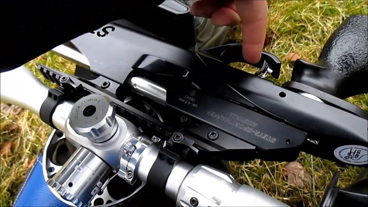 Steyr Lg110 Ft Connect Model 2014 Youtube