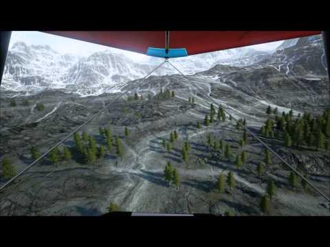 Unreal Engine 4: Landscape Mountains