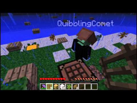 Adventures In Minecraft: Sunken Island Ep. 1