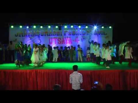Enagali Munde Saagunee From J.s.p.s. Challakere. video