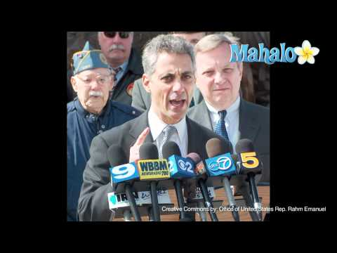 Rahm Emanuel Runs for Chicago Mayor
