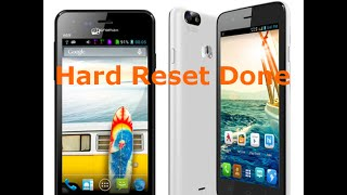 How to Hard Reset Micromax A069 | Bypass Pattern Lock Screen | Remove Gmail Lock