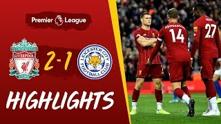 Milner's late penalty maintains perfect start | Liverpool vs Leicester City