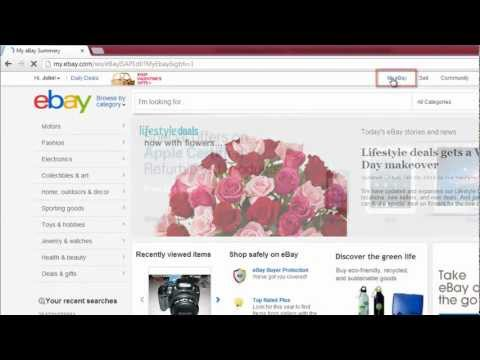 How to Prevent Emails from eBay
