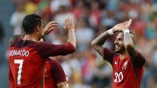 Portekiz 7 - 0 Estonya Euro 2016 Geniş Maç Özeti İzle