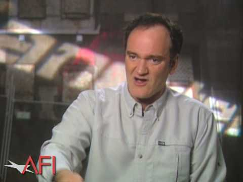 Quentin Tarantino Discusses Crime Dialogue