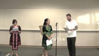 SEASSI 2013 Poetry Night Hmong Poem