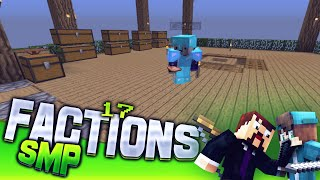 Minecraft Factions SMP #17 - Inviting Raven To My Castle! (Private Factions Server)