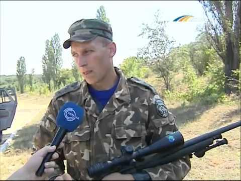 ТК Донбасс - Дуэль снайперов