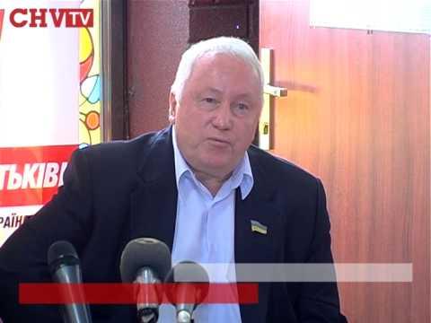 """""""Батьківщина"""" офіційно представила своїх мажоритарників на Буковині"""