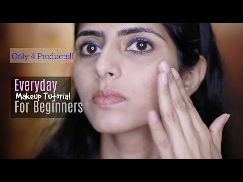 Everyday Makeup Tutorial For Beginners Using Just 4 SoulTree Products