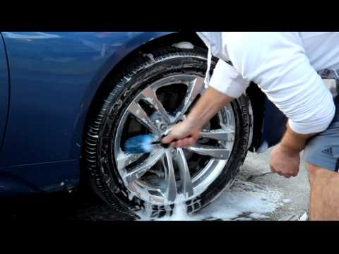 Make Cleaning Wheels. Tires and Wheel Wells Easy!