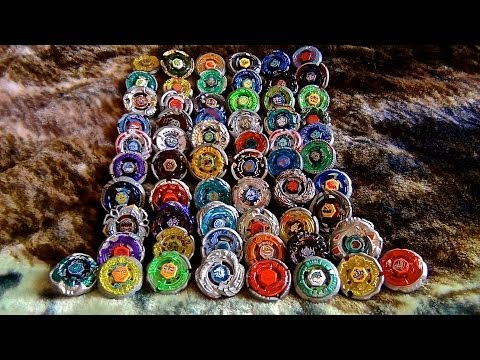 Custom Beyblade Tournament 4!!! |1/2|