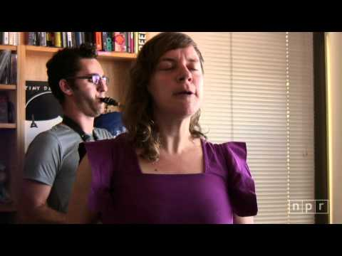 tUne-yArDs: NPR Music Tiny Desk Concert