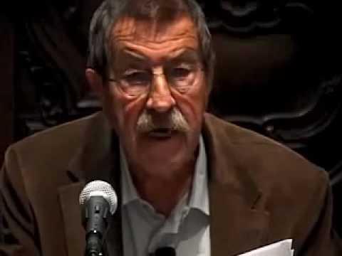 JAP-Günter Grass liest aus -  Die Blechtrommel.wmv