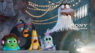 THE ANGRY BIRDS MOVIE 2 - Family (In Theaters August 14)