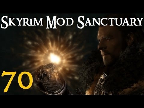 Skyrim Mod Sanctuary 70 : Race Menu Body Tattoos. CharGen Extension and NetImmerse Override