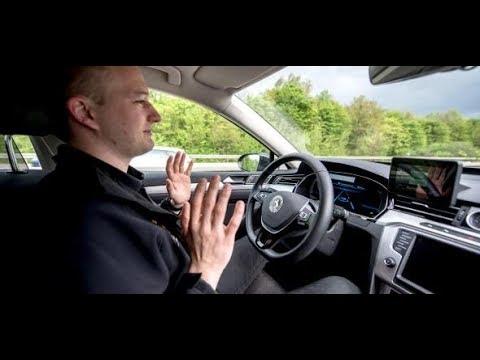 AUTONOMES FAHREN: Auch Ihr Auto kann mit dieser Technik selbst fahren