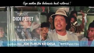 SERI 2: Ayo nonton Film Indonesia hasil Restorasi