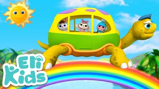 Colors of the Rainbow | Kids Animation | Eli Kids