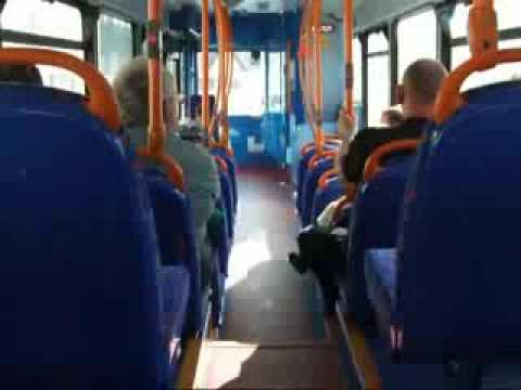 Stagecoach Peterborough 36042 Hellfire