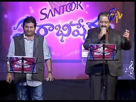 Swarabhishekam - S.P.Balasubrahmanyam, Mano Performance - Dost Mera Dost Song - 21st September 2014