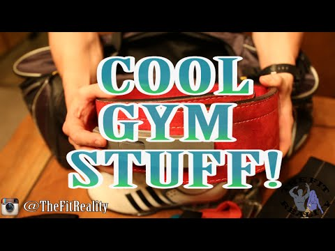 Cool Gym Stuff: that may change your life
