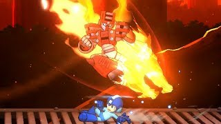 Mega Man 11 - All Bosses (No Damage / Buster Only / No Gears) Superhero Difficulty + Ending