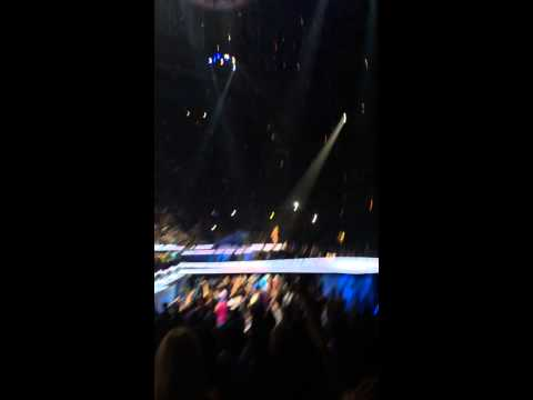 Lady Gaga - The Edge Of Glory And Judas (live) - Artrave Artpop Ball  Toronto video
