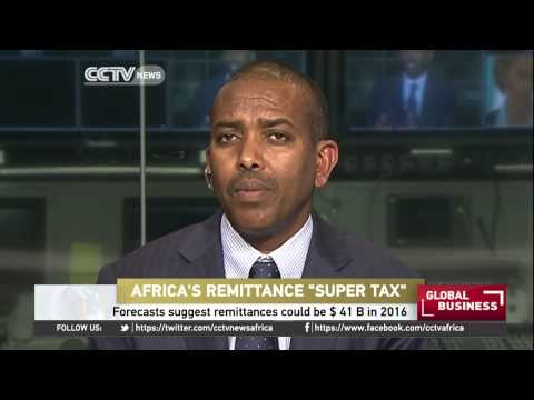 Ismail Ahmed on CCTV News Global Business Africa