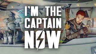 Mothership Zeta Part 9: I'm the Captain Now - Fallout 3 Lore