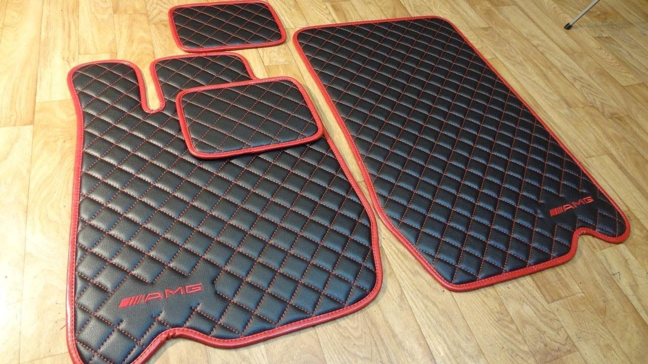 Как сделать автомобильные коврики своими руками 18