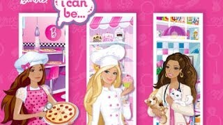 Barbie I Can Be - iPhone / iPad GamePlay