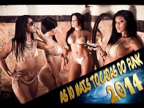 TOP 10 FUNK PUTARIA  MAIS TOCADAS DOS BAILES 2014 - [ DJ DEDÉ ]