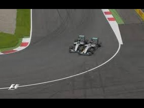 """Lewis Hamilton and Nico Rosberg branded """"brainless"""" by furious Mercedes boss Toto Wolff"""
