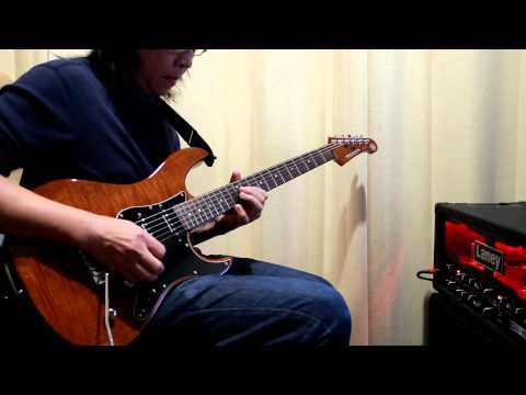 Jeff Beck - Led Boots solo cover by Jack Thammarat