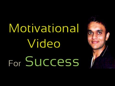 A Must Watch Motivational Video For Success In Hindi | Vasant Chauhan video