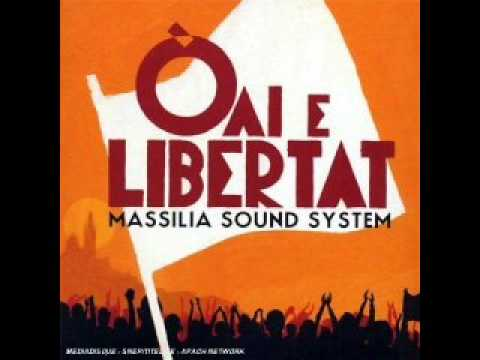 Cover image of song Au Marché Du Soleil by Massilia Sound System