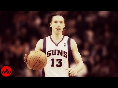 Steve Nash: Greatest Plays and Performances (Highlights) *Re-Upload*