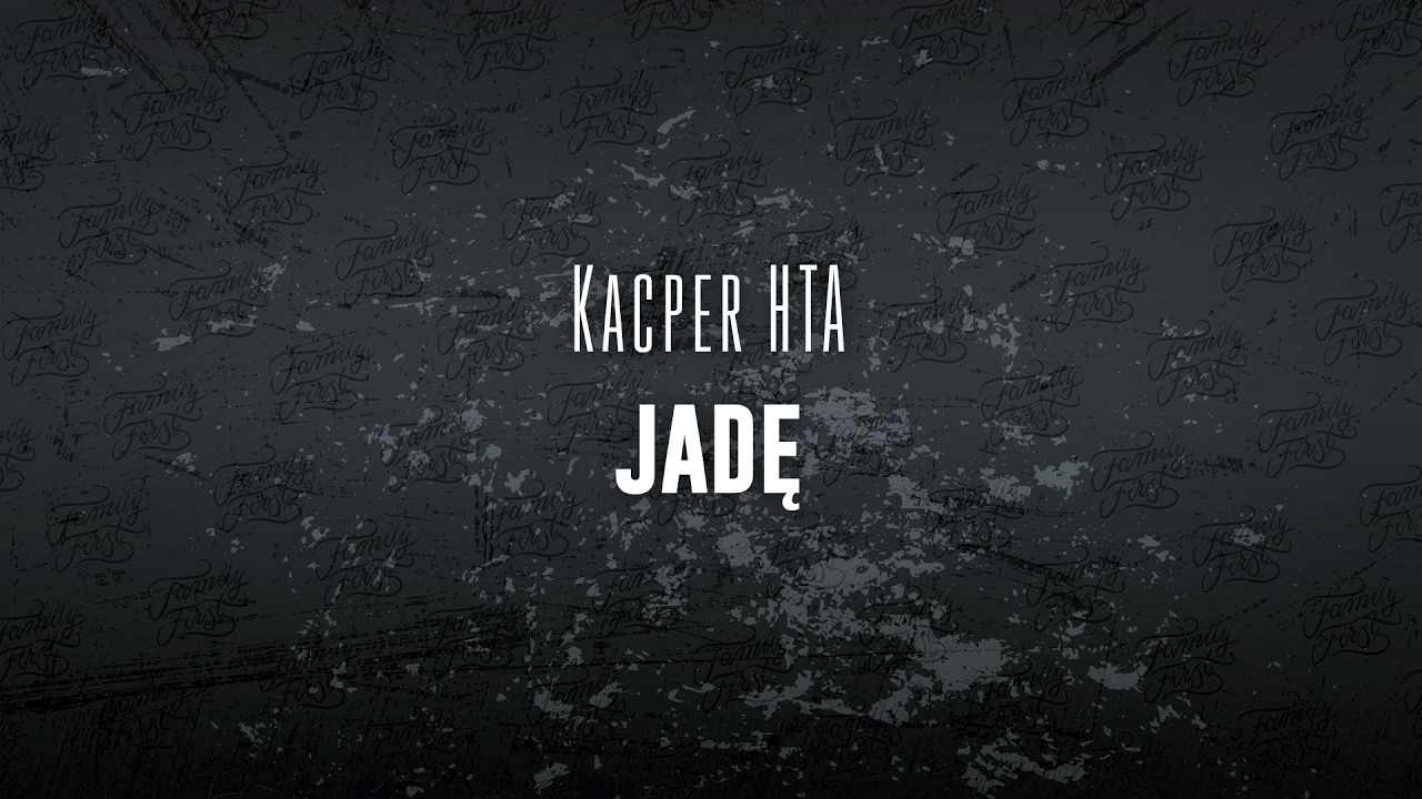 Kacper HTA feat. GMB - Jadę