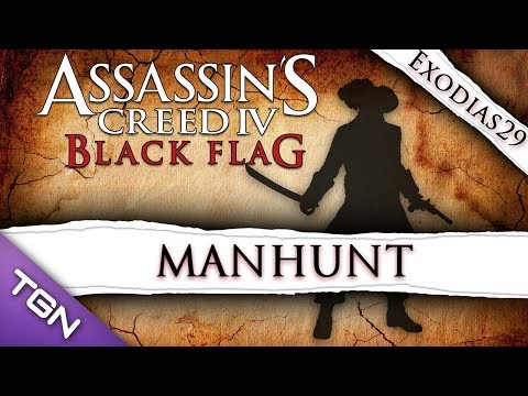 Assassin's Creed 4 - Manhunt - Competitive Frustrations