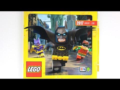 LEGO Katalog Januar bis Juni 2017: Durchgeblättert!