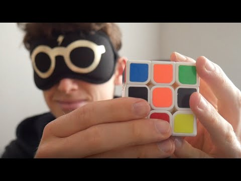 I Learned to Solve the Rubik's Cube Blindfolded