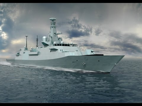 Type 26 GCS Update at DSEI 2013