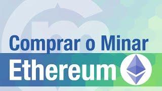 Ethereum llega a $371 USD. ¿Es momento de comprar o minar?
