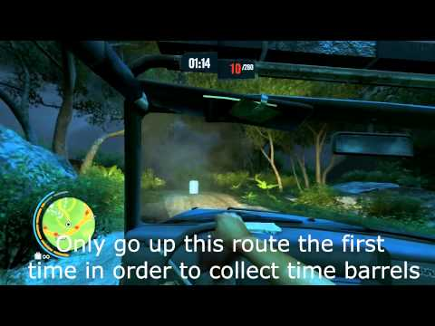 Far Cry 3 Benchmarking Procedure Explanation Linus Tech Tips