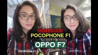 POCOPHONE F1 vs OPPO F7 | Review Kamera